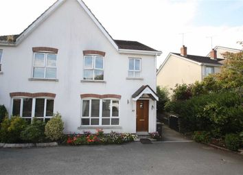 Thumbnail 2 bed semi-detached house to rent in Drummond Brae, Ballynahinch, Down