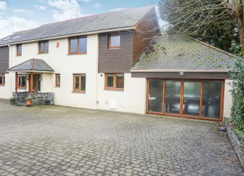 Thumbnail 4 bedroom detached house for sale in Wingfield Road, Plymouth