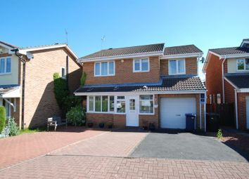 4 bed detached house for sale in Birtley Close, Gosforth, Newcastle Upon Tyne NE3