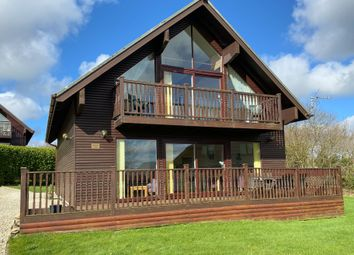 Thumbnail 3 bed lodge for sale in Retallack Resort, St Columb