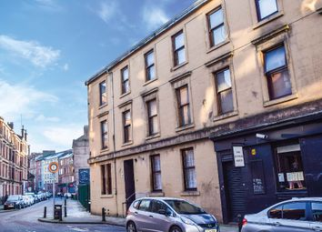 Thumbnail 1 bed flat for sale in Dalcross Street, Glasgow
