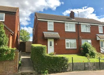 Thumbnail 3 bed semi-detached house for sale in Hillary Rise, Arlesey, Bedfordshire, England