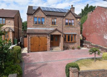 Thumbnail 4 bed detached house for sale in Bottom Boat Road, Stanley, Wakefield