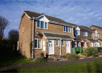 Thumbnail 2 bed semi-detached house for sale in Albacore Avenue, Warsash