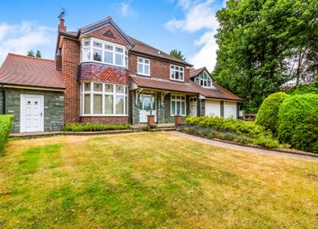 Thumbnail 5 bed detached house for sale in Green Lane, Rotherham