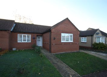 Thumbnail 2 bed semi-detached bungalow for sale in Bishops Court, Sleaford, Lincolnshire