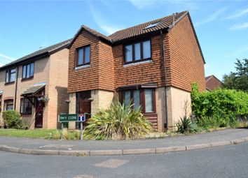 Thumbnail 3 bed detached house for sale in Pavy Close, Thatcham, Berkshire