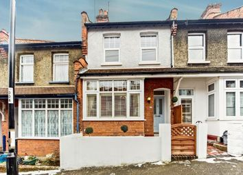 Thumbnail 3 bedroom terraced house for sale in Sunnydene Road, Purley, Surrey