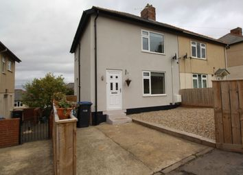 Thumbnail 2 bed semi-detached house for sale in Local Avenue, Sherburn Hill, Durham