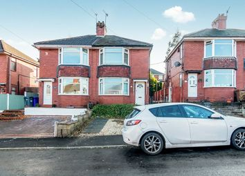 Thumbnail 2 bed semi-detached house to rent in Sutherland Avenue, Dresden, Stoke-On-Trent