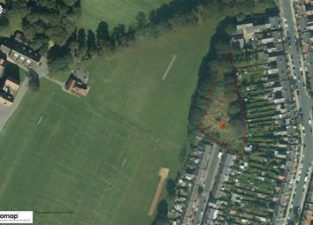 Thumbnail Land for sale in St Johns Avenue West, Bridlington, E Yorkshire