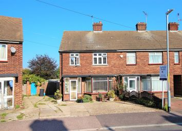 Thumbnail 3 bed end terrace house for sale in Childs Crescent, Swanscombe