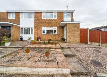 Thumbnail 3 bedroom semi-detached house for sale in Georgeham Close, Wigston