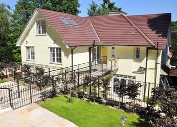 Thumbnail 2 bed flat for sale in Castle Road, Camberley