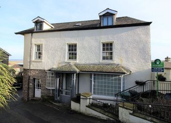Thumbnail 2 bed flat for sale in Main Street, Grange-Over-Sands
