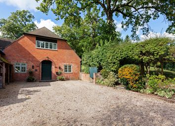Thumbnail 4 bed barn conversion to rent in Midgham Park, Midgham, Reading