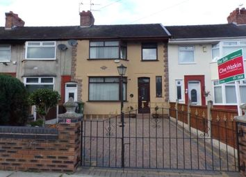 Thumbnail 3 bed terraced house for sale in Watling Avenue, Litherland, Merseyside