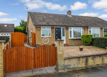 Thumbnail 2 bed semi-detached bungalow for sale in Holmrook Road, Sandsfield Park, Carlisle