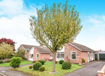 Thumbnail 3 bed detached bungalow for sale in St Martins Road, North Leverton, Retford