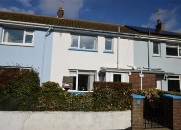 Thumbnail 2 bed terraced house to rent in Clifford Close, Shaldon, Devon