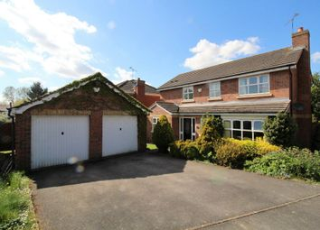 Thumbnail 4 bed detached house to rent in Avonmere, Rugby