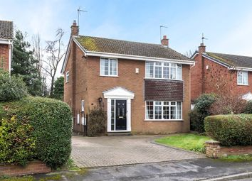Thumbnail 4 bed detached house for sale in The Fir Trees, Selby