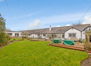 Thumbnail 5 bed detached bungalow for sale in Almners Road, Lyne, Chertsey