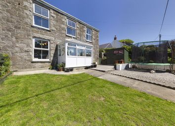 Thumbnail 4 bed cottage for sale in Carnkie, Helston