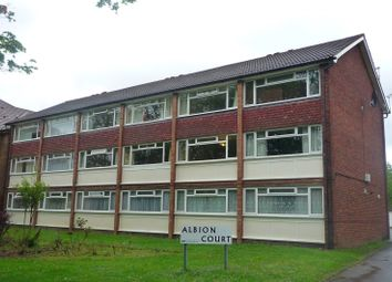Thumbnail 2 bed flat to rent in Albion Court, Albion Road, Sutton
