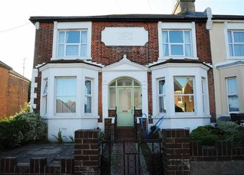 Thumbnail 2 bed flat for sale in Canute Road, Hastings, East Sussex