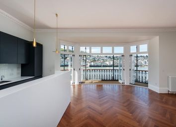 Thumbnail 2 bedroom flat for sale in The Square, Kingswear, Dartmouth