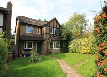 Thumbnail 5 bed detached house to rent in Grenville Way, Stevenage