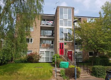 Thumbnail 2 bed flat for sale in Limes Court, Limes Avenue, Mickleover, Derby