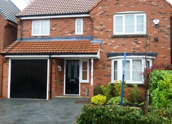 Thumbnail 4 bed detached house to rent in Statham Road, Prenton