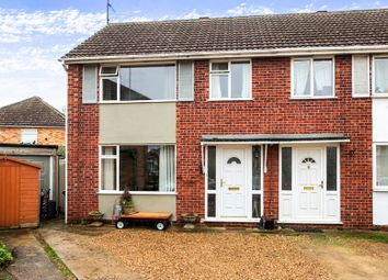 Thumbnail 3 bedroom semi-detached house for sale in Rycroft Avenue, Deeping St. James, Peterborough