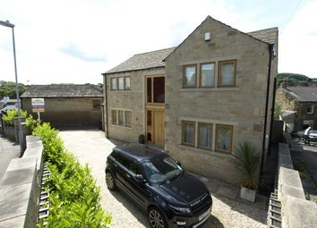 Thumbnail 4 bedroom detached house for sale in Cumberworth Lane, Denby Dale, Huddersfield
