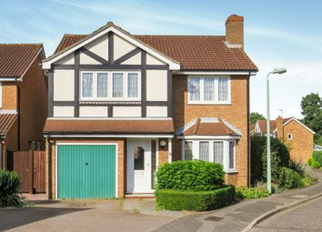 Thumbnail 4 bedroom detached house for sale in Berry Close, Purdis Farm, Ipswich
