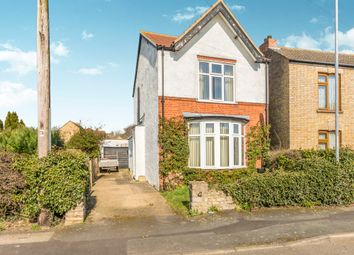 Thumbnail 2 bed detached house for sale in Knights End Road, Knights End, March