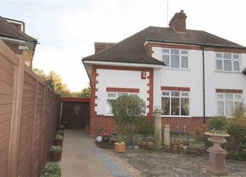 Thumbnail 3 bed semi-detached house for sale in Amesbury Drive, North Chingford, London