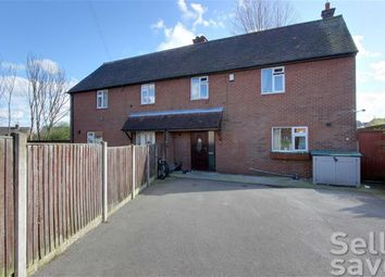 Thumbnail 3 bedroom semi-detached house for sale in Manvers Road, Chesterfield, Derbyshire