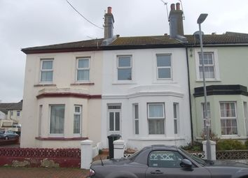 Thumbnail 2 bed terraced house to rent in Taddington Road, Eastbourne