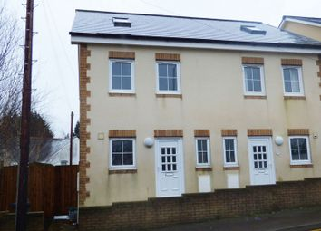 Thumbnail 3 bed semi-detached house for sale in Bailey Street, Brynmawr, Ebbw Vale