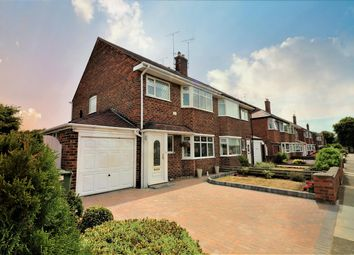 Thumbnail 3 bed semi-detached house for sale in Redcar Road, Wallasey