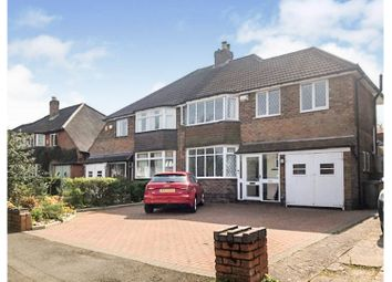 4 bed semi-detached house for sale in Ulverley Green Road, Solihull B92