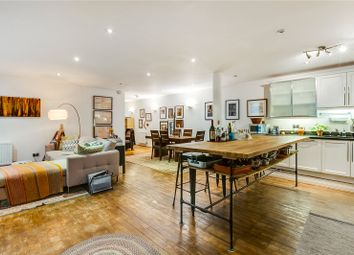 Thumbnail 2 bed flat to rent in Woodseer Street, London