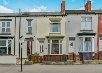 Thumbnail 3 bedroom terraced house for sale in Edmund Road, Sheffield