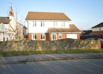 Thumbnail 4 bed detached house for sale in Bishopstone Road, Stone, Aylesbury, Buckinghamshire