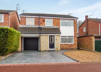 Thumbnail 4 bed detached house for sale in Blackdene, Ashington