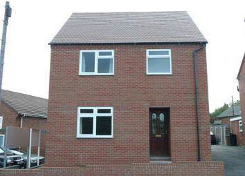 Thumbnail 3 bed detached house to rent in Swadlincote Road, Woodville, Swadlincote
