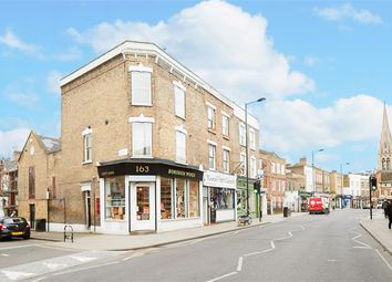 Thumbnail 1 bed flat for sale in Stoke Newington Church Street, London